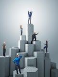 Torre di successo Immagine Stock