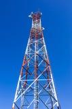 Torre di telecomunicazione Fotografia Stock