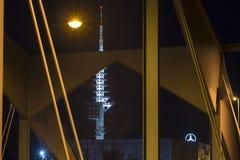 Torre di Telemax Fotografie Stock Libere da Diritti