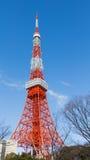 Torre di Tokyo di progettazione architettonica dell'aria Immagine Stock Libera da Diritti