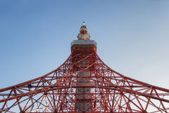 Torre di Tokyo, Tokyo, Giappone Immagini Stock Libere da Diritti