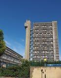 Torre di Trellick a Londra Fotografie Stock Libere da Diritti