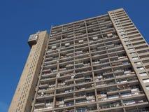 Torre di Trellick a Londra fotografia stock