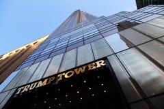 Torre di Trump Immagini Stock Libere da Diritti