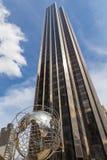 Torre di Trump ed hotel internazionali, grattacielo Fotografia Stock Libera da Diritti