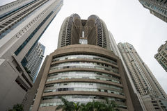 Torre di Trump in Panamá Immagini Stock Libere da Diritti