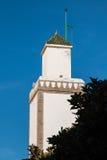 Torre di una moschea, Marocco Fotografie Stock Libere da Diritti