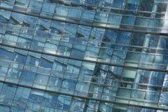 Torre di Unicredit nel distretto di Porta Nuova a Milano, Italia Fotografie Stock Libere da Diritti