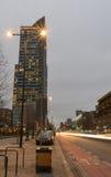 Torre di Varsavia Immagine Stock
