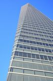 Torre di vetro Fotografia Stock Libera da Diritti