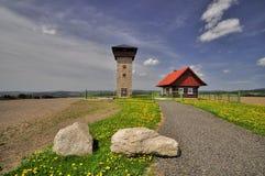 Torre di vista. Immagine Stock Libera da Diritti