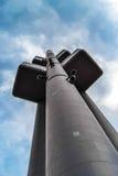 Torre di Zizkov (vez) di zizkovska, Praga Fotografie Stock Libere da Diritti