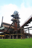 Torre do aço de Vitkovice Imagem de Stock