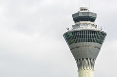 Torre do aeroporto Imagens de Stock Royalty Free