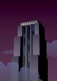 Torre do art deco ilustração royalty free