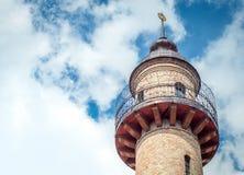 A torre do bombeiro Fotografia de Stock