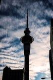 Torre do céu Fotografia de Stock
