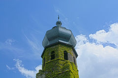 A torre do céu imagem de stock royalty free