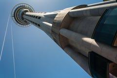 Torre do céu em auckland fotografia de stock royalty free
