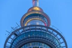 Torre do céu em Auckland Nova Zelândia foto de stock