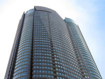 Torre do cano principal dos montes de Skycraper - de Roppongi Fotos de Stock Royalty Free