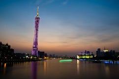 Torre do cantão Foto de Stock Royalty Free