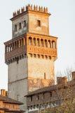 Torre do castelo Foto de Stock Royalty Free