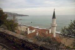 Torre do castelo antigo Imagem de Stock