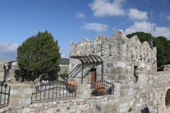 Torre do castelo de Bodrum Imagem de Stock Royalty Free