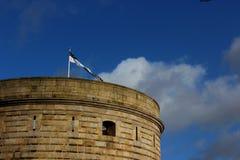 Torre do castelo em Europa Imagem de Stock Royalty Free