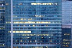Torre do centro de negócios em Quay Imagem de Stock Royalty Free