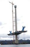 Torre do centro do cruzamento de Queensferry Imagens de Stock Royalty Free
