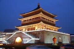 A torre do cilindro de Xian Foto de Stock Royalty Free