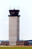 Torre do controlador aéreo Foto de Stock Royalty Free