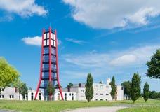 Torre do departamento dos bombeiros Fotografia de Stock Royalty Free