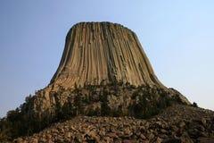 Torre do diabo Fotografia de Stock Royalty Free