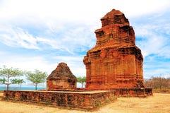 Torre do homem poderoso, Vietnam imagens de stock royalty free