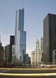Torre do International do trunfo Foto de Stock