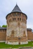 Torre do Kremlin de Smolensk Fotografia de Stock Royalty Free