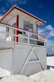 Torre do Lifeguard Imagens de Stock