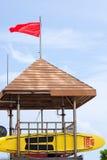 Torre do lifesaver Imagem de Stock