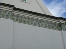 Torre do monastério 1607 de Spaso-Preobrazhensky imagem de stock royalty free