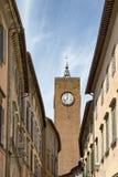 A torre do Moro imagens de stock royalty free