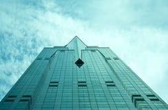 Torre do negócio Fotografia de Stock