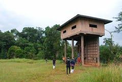 Torre do obervatório Imagens de Stock