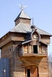 Torre do ostrog de Ilim Imagem de Stock