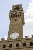 A torre do palácio Imagem de Stock