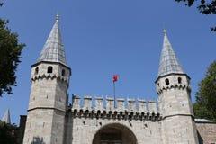 Torre do palácio de Topkapi Imagens de Stock