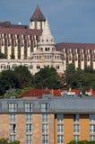 Torre do pescador e construções Budapest Fotos de Stock Royalty Free