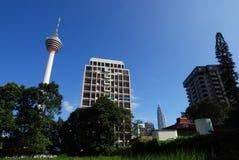 Torre do quilolitro Foto de Stock Royalty Free